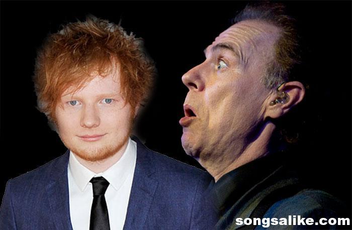 Ed Sheeran Thinking Out Loud vs John Hiatt Have a Little Faith in Me