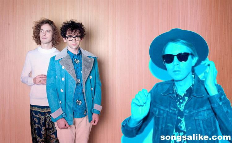 Beck Vs Mgmt Dreams Electric Feel